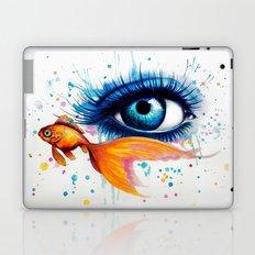 -Empty Oceans- Laptop & iPad Skin