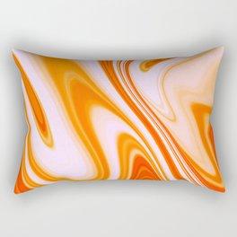 Abstract Fluid 14 Rectangular Pillow