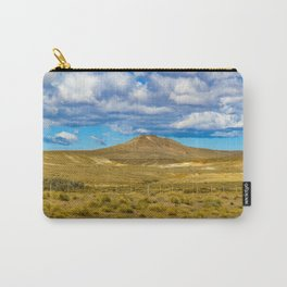 Patagonian Landscape Scene, Argentina Carry-All Pouch
