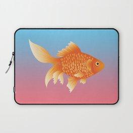 Gold fish Laptop Sleeve