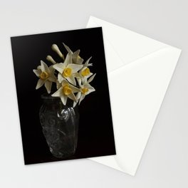 Jonquils for my mother Stationery Cards