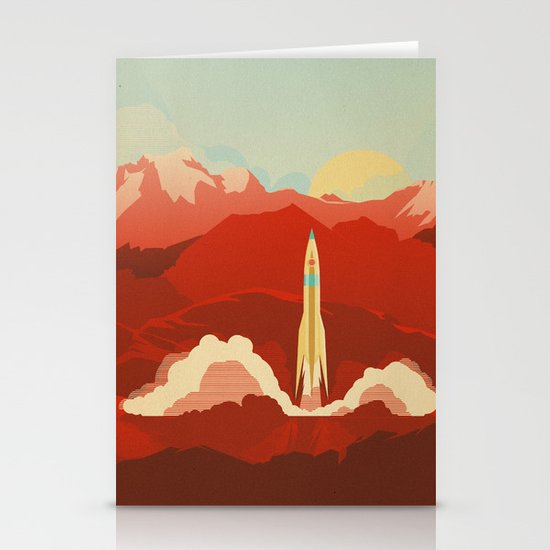 The Uncharted Stationery Cards