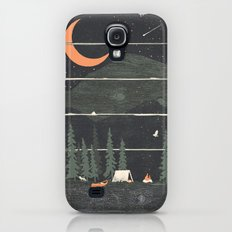 Wish I Was Camping... Slim Case Galaxy S4