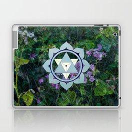 Merkaba Mandala Laptop & iPad Skin