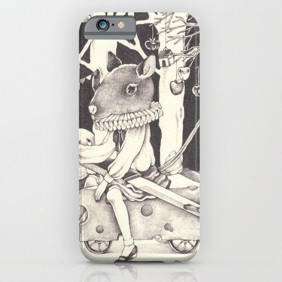 Sally Forth iPhone & iPod Case