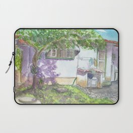 Colonial House 2 Laptop Sleeve