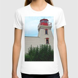 Lighthouse in the Garden T-shirt