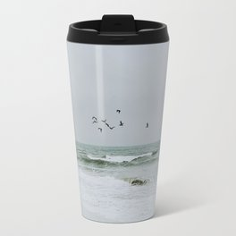 beach vibes iv / florida Travel Mug