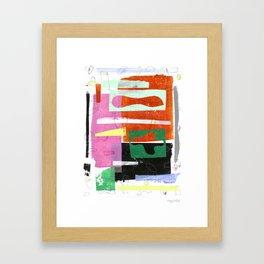 October Air I Framed Art Print