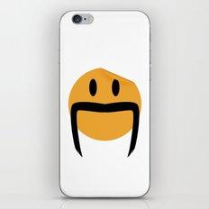Moustache 06 iPhone & iPod Skin