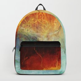 An All Consuming Fire Backpack