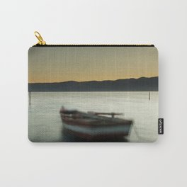 Lonely boat Carry-All Pouch