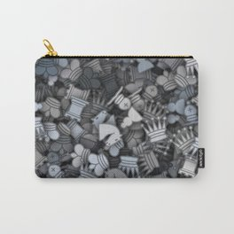 Chess camouflage Carry-All Pouch