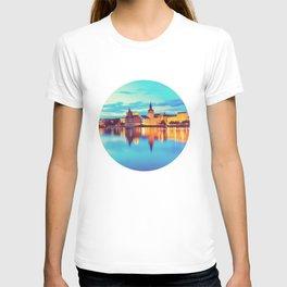Prague at Twilight T-shirt