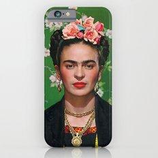 Frida Kahlo Photography I iPhone 6 Slim Case