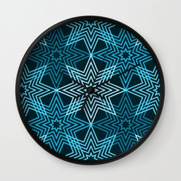 Op Art 133 Wall Clock