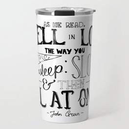 The Fault in our Stars Travel Mug