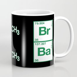 Breaking Bad Methamphetamine Black Coffee Mug