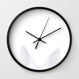 RabbitEar Wall Clock