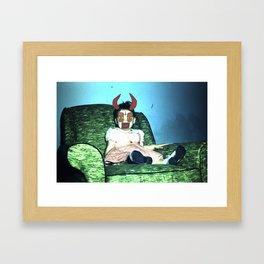 Child. Framed Art Print