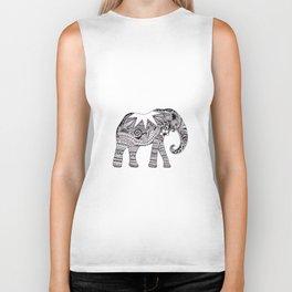 elephant Biker Tank
