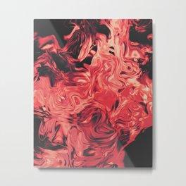 Eval Metal Print