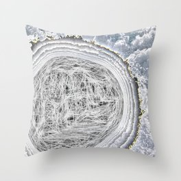 What In The World Is That? Throw Pillow