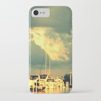 sail iPhone & iPod Cases featuring Lets Go For a Boat Ride by 2sweet4words Designs