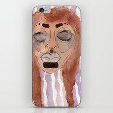 hurt iPhone & iPod Skin