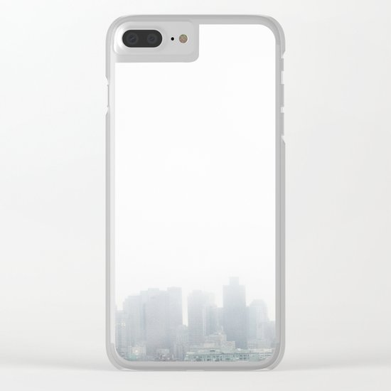 Boston Clear iPhone Case