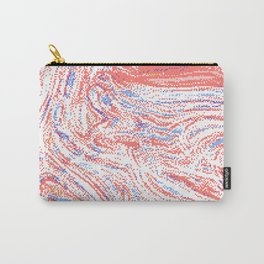 Lost Paradise (Coral Palette) Carry-All Pouch