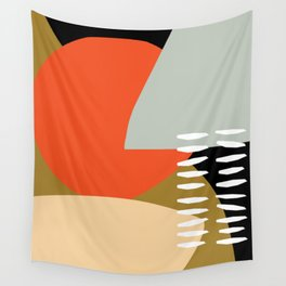 Warmer Days Wall Tapestry