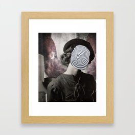 Inquiry Framed Art Print