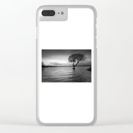 Kenfig Pool Clear iPhone Case