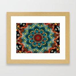 Spiral Mind Framed Art Print
