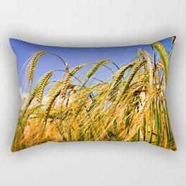 Golden Harvest Rectangular Pillow