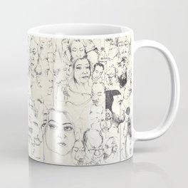 Train Journeys  Coffee Mug