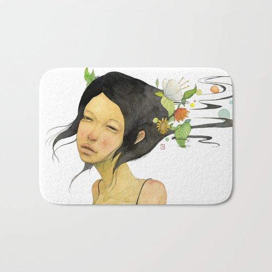 Shampoo  Bath Mat