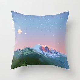 Tahoma Throw Pillow
