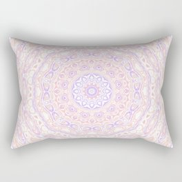 Funky mandala Rectangular Pillow