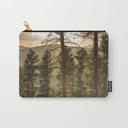 Mountain Forest New Mexico - Nature Photography Carry-All Pouch