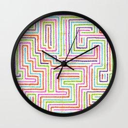 Untitled 002 Wall Clock