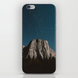 El Capitan in the Moonlight iPhone Skin