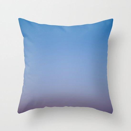 Sunset Gradient 2 Throw Pillow