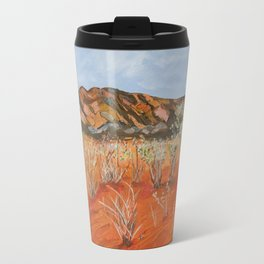 NORTH WESTERN AUSTRALIA WHERE THE DESERT MEETS THE SEA Travel Mug