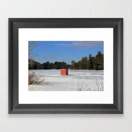 Shacked Framed Art Print