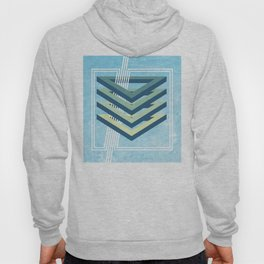 Four Triangles Hoody