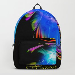 Zodiac sign Pisces - Happy Birthday Backpack