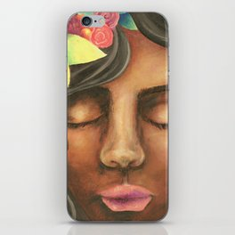 Fuity Lady iPhone Skin