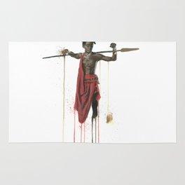 The Maasai Rug